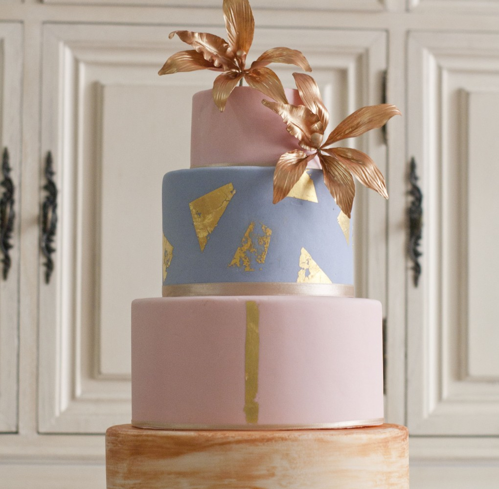 tartas de boda, wedding cake Barcelona