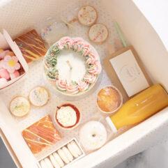 Packs dulces y cajitas